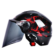 Authentic LS2 uv Xia Kui motorcycle helmet Electric cars summer helmet half helmet safety hats for men and women