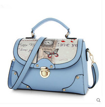 Fashion female package 2015 ms qiu dong the new tide oblique summer messenger bag bag portable across bag shoulder bag