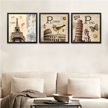 European-style building figure have adornment box drawing bedroom a sitting room sofa hangs a picture office mural milk tea shop drawing