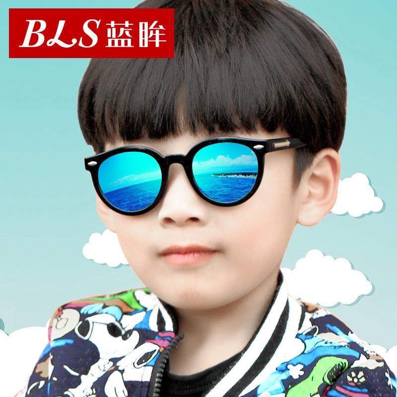兒童太陽鏡眼鏡親子墨鏡防紫外線男童女童寶寶偏光眼睛 小孩潮