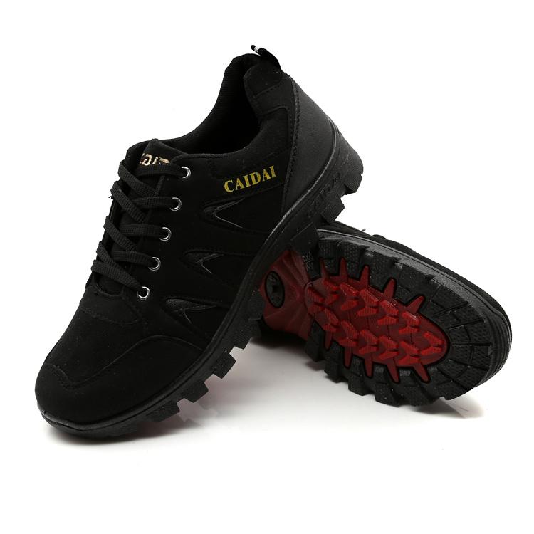 Каждый день специальное предложение восхождение обувной мужчина осень на открытом воздухе реальный сердце только обувь водонепроницаемый пригодный для носки путешествие легкий подъем гора обувной