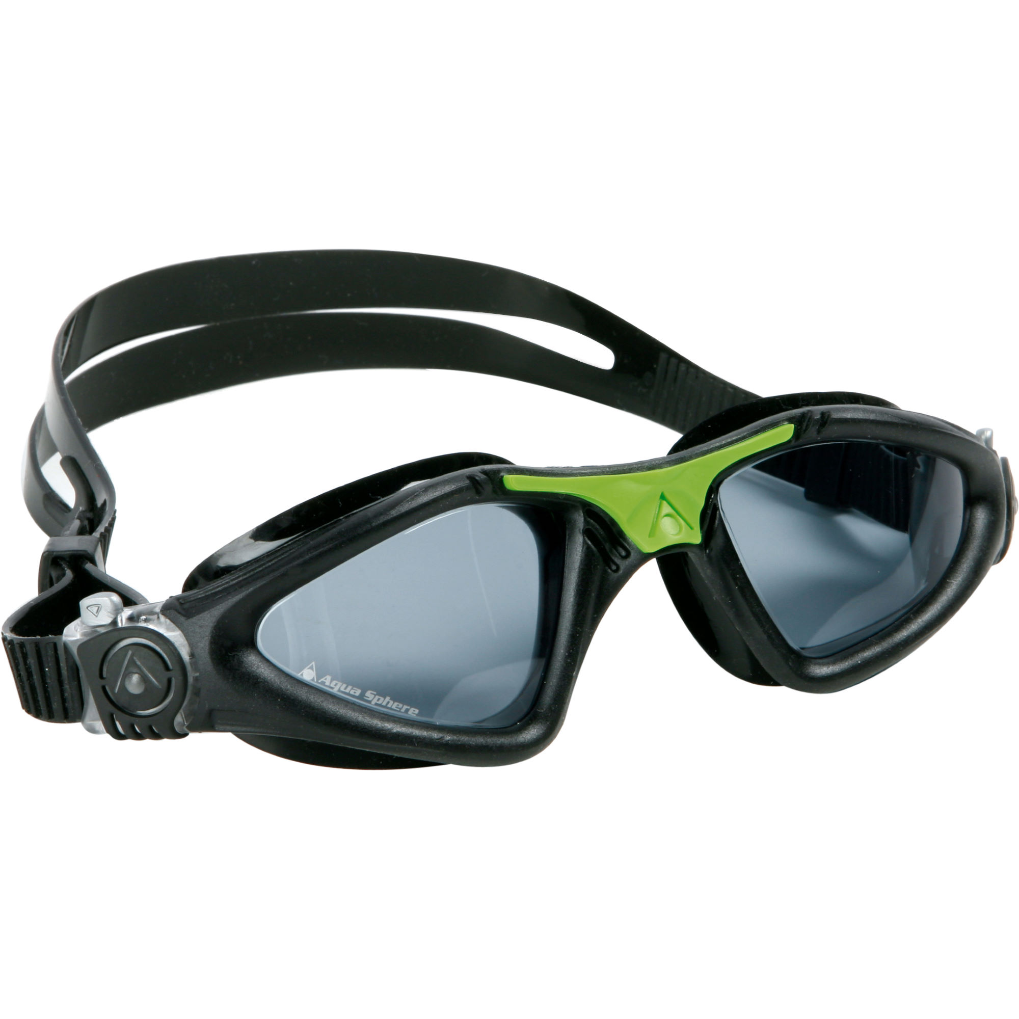 Aqua Sphere Kayenne 游泳休息染色镜片防紫外线防雾游泳泳镜热销0件包邮
