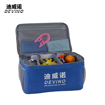 Divino Picnic bag Outdoor portable car large handbag picnic bag private set camping bag picnic bag