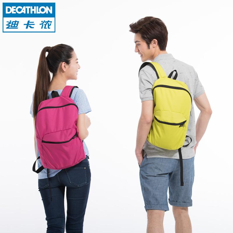 Десятиборье рюкзак путешествия мешок открытый мешок портативный скачков колледж мужчин и женщин спортивный пакет NEWFEEL