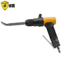 Wave Shield large strength gun type gas shovel high-power pneumatic pickaxe pneumatic chisel pneumatic rust removal device BD-1055