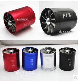 汽车发动机动力涡轮增压器自然吸气提升动力涡轮改装进气涡轮配件
