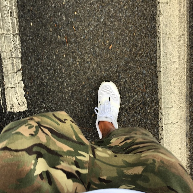 [mid year discount] Japanese military four bags summer camouflage shorts Yu wenle overalls soph