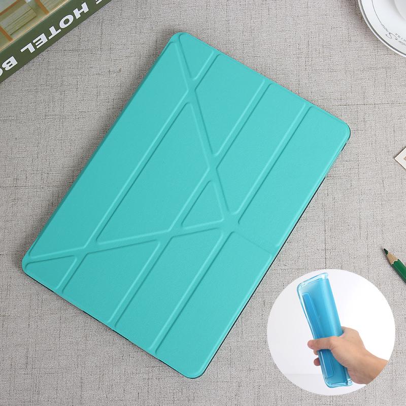苹果平板ipad air2保护套A1474 A1566 保护套pro9.7超薄全包软壳新款A1673带休眠硅胶皮套9.7英寸简约创意壳