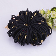 Fine jewelry jewelry made by the Korean version Korea version hair headdress Super durable and practical rope string ponytail