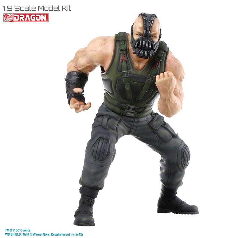 威龙 1/9英雄联盟模型版 蝙蝠侠 - 黑暗骑士崛起 - 班恩 人偶模型