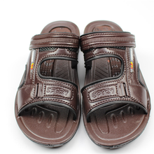 2354e4123d80 2015 summer in the middle age the old soft bottom slippery sandals men  slippers dad leisure