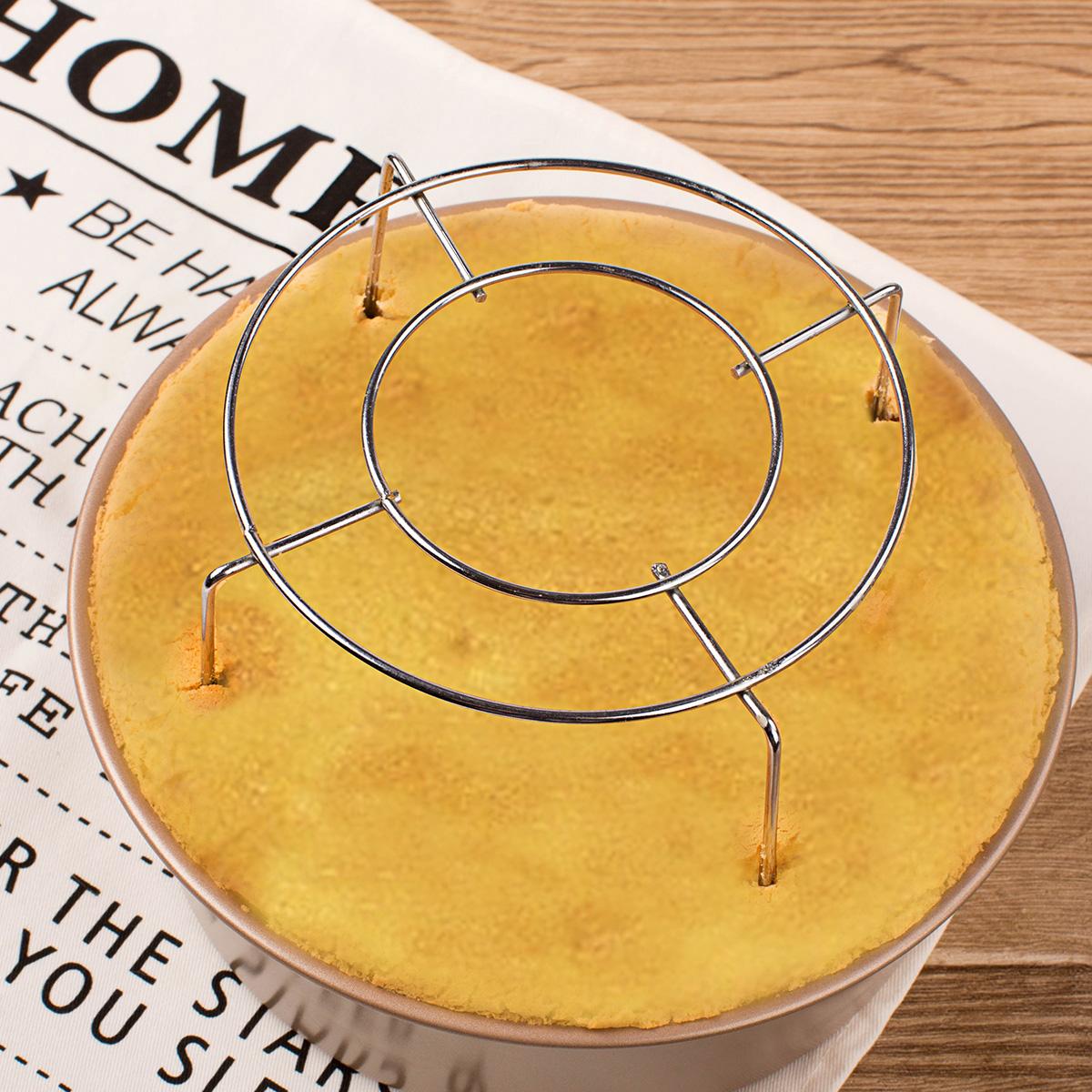 DIY выпекать выпекать инструмент 8 яйцо торт вилка прохладно жаркое полка вилка Sai чистый Qi ветер торт полка холодный но лить пряжка полка 1 только