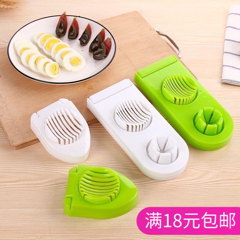 Многофункциональный сын привел фантазия вырезать яйцо косить яйцо япония больше клапан сегментация устройство вырезать яйца нарезанный устройство кожа яйцо
