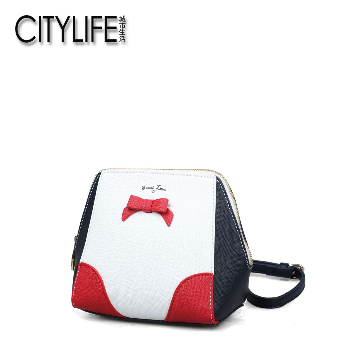 城市生活citylife新款包包女��ぐ�小��渭缧笨媾�式包小包