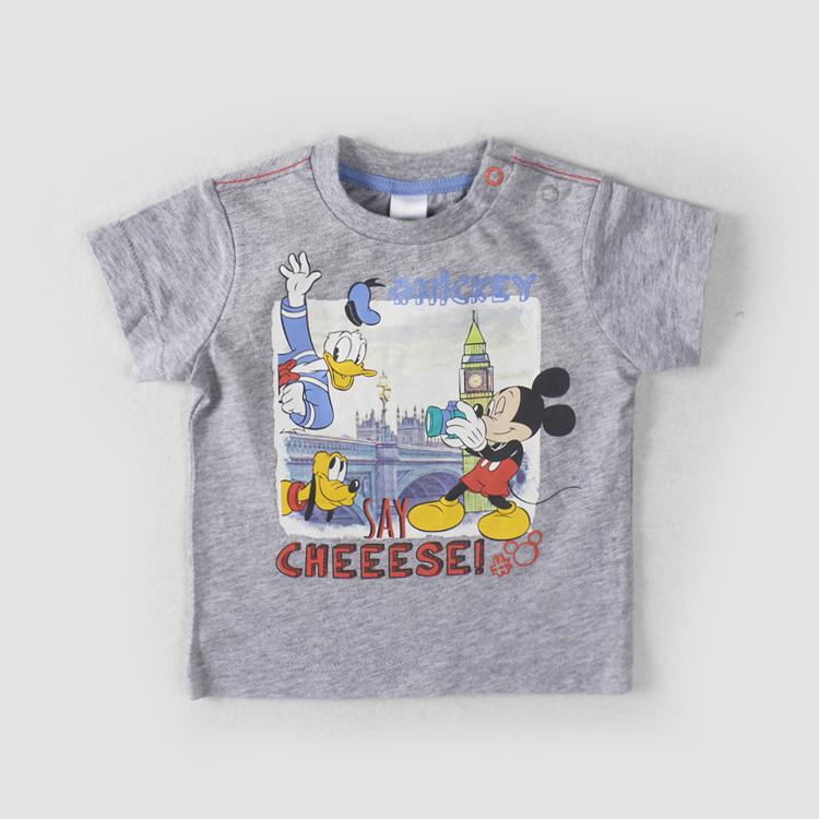 Иностранных мальчиков летом хлопок оригинальные детские короткий рукав футболки с короткими рукавами короткими рукавами