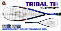 Genuine Karakal Carbon Titanium alloy Ultra Light professional professional training wall Racket TRIBAL140