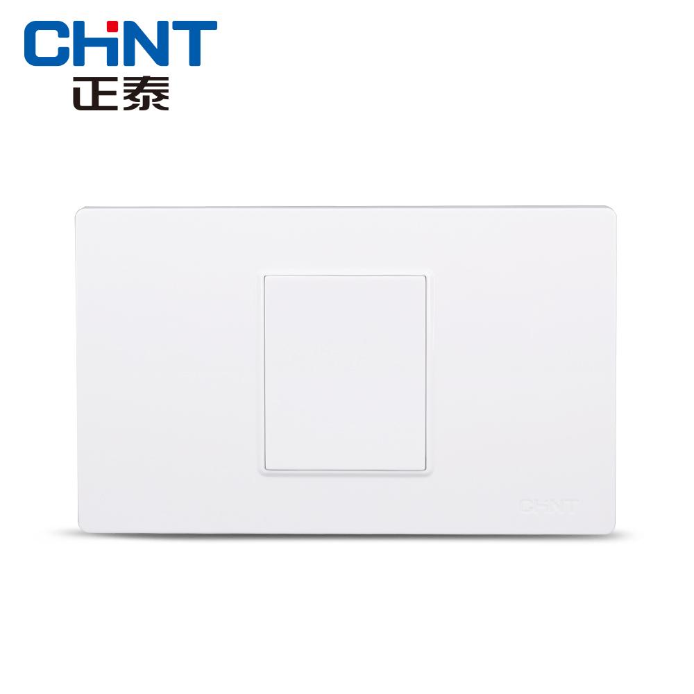 正泰�工 NEW5D�架炫白色118型 空白�w板 一位白板