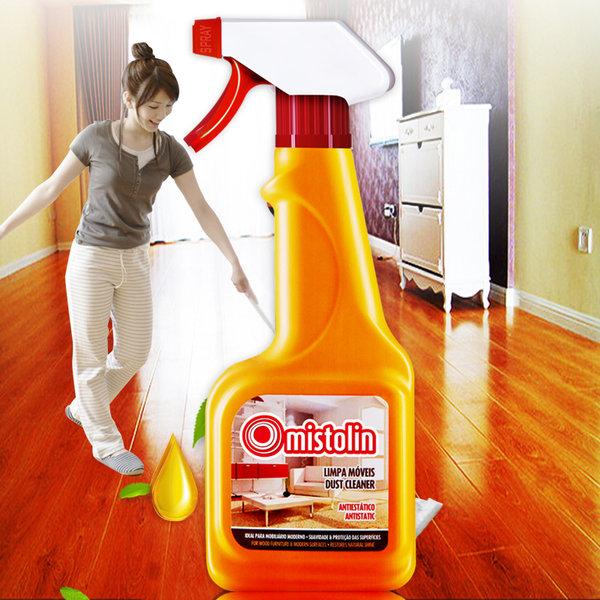 欧洲进口 MISTOLIN 米斯特林 天然植物配方 木地板清洁剂 360ml 优惠券折后¥29包邮(¥79-50)