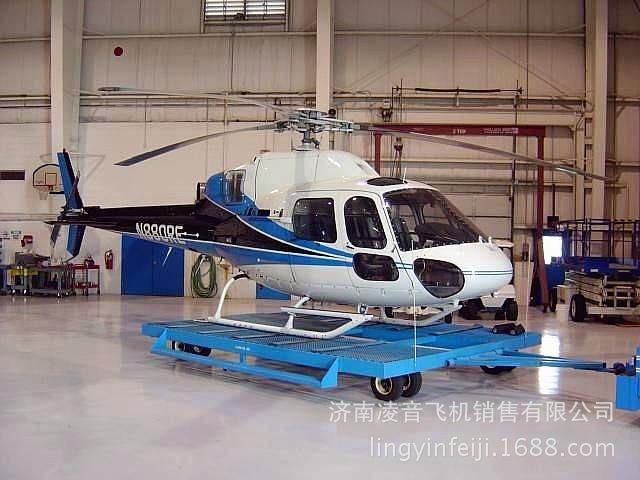 私人直升机5S店 00款欧直AS355N直升机价格 直升机通用航空公司