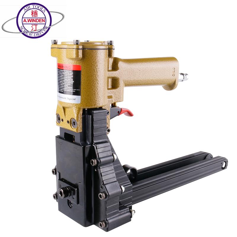 Тайвань стабильный звон пневматический печать коробка машинально тюк машинально печать коробка машинально гвоздь коробка машинально печать коробка пистолет WA-012