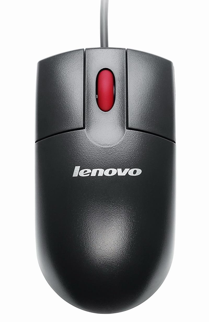 联想Thinkpad USB台机鼠标(笔记本大黑鼠标)06P4069 0B47083