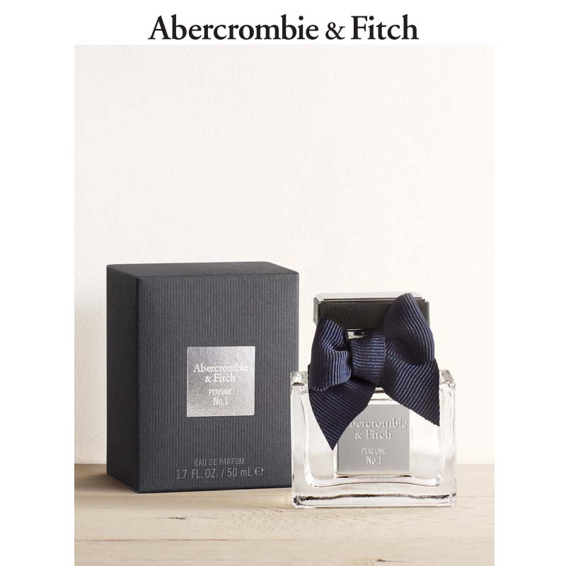 Abercrombie&Fitch 女士 Perfume No. 1香水 51025 AF