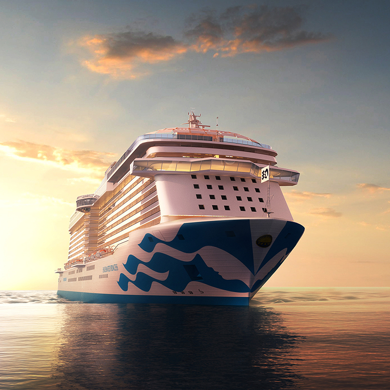 Star princess cruise ship 11 nights to and from Copenhagen to North Europe Baltic Sea
