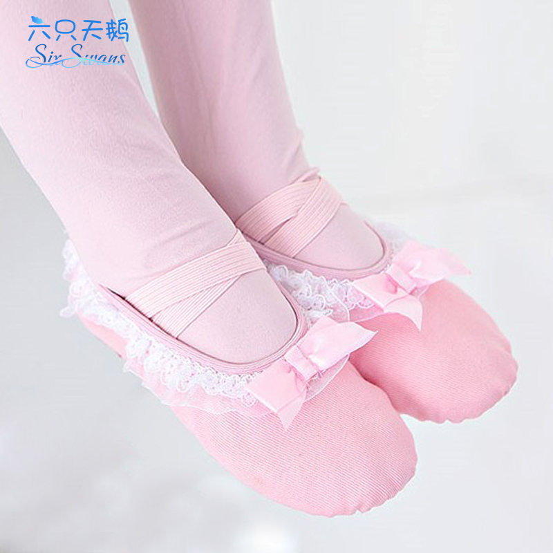 Девочки танец обувной ребенок мягкое дно танцы обувной студент детский сад практика гонг обувной дети йога ребенок кошачий обувной