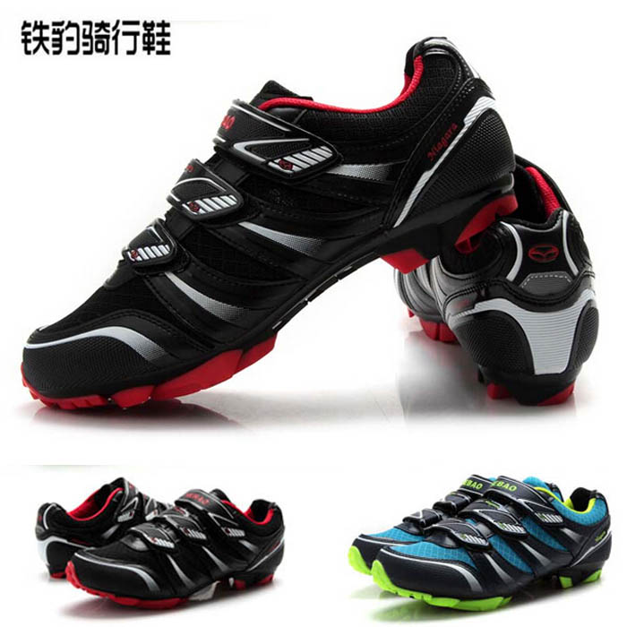 2021 tiebao new road riding shoes mountain bike lock shoes leisure breathable riding shoes for men and women