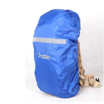 Bluefield Rainproof cover Outdoor mountaineering riding equipment backpack cover dust cover 70l80l with reflective