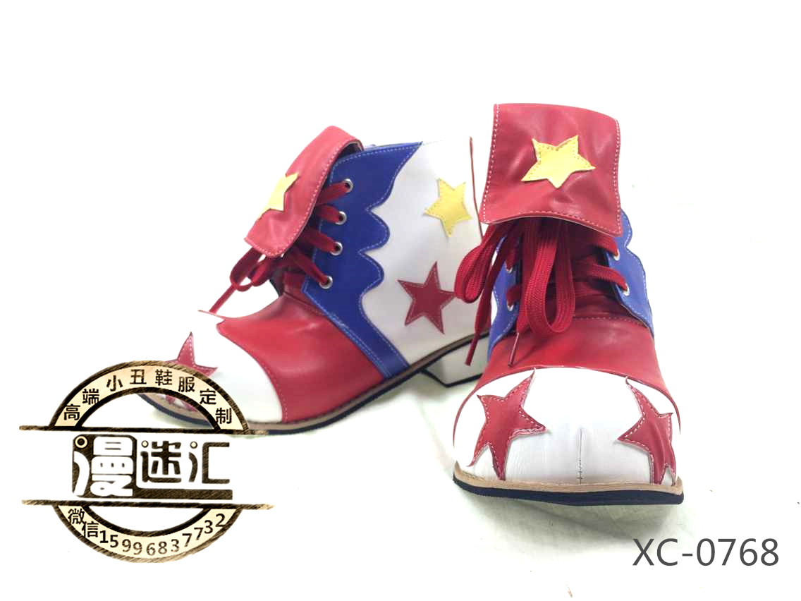 コスプレパーツ専門カスタマイズ道具衣装Clownピエロ靴