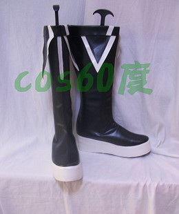 Black Rock BLACK ROCK SHOOTER COSPLAY shoes cos60 degree