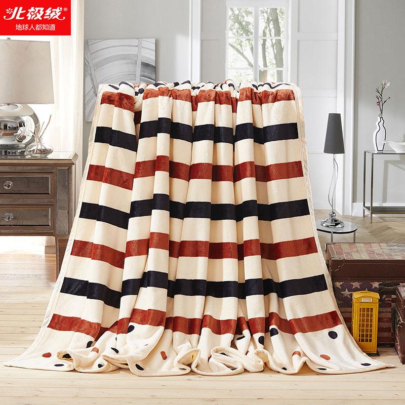 北極絨毛毯 加厚 空調蓋毯法萊絨床單毛巾被雙人毯子珊瑚絨毯