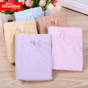 4 genuine butterfly Anfen Mummy cotton underwear cotton pants plus fertilizer to increase code ladies briefs