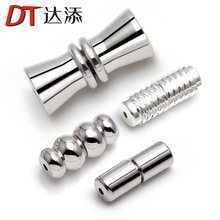 Wear the pearl necklace buckle turnbuckle bracelet on QQ joint maintenance diy hand series accessories s925 silver
