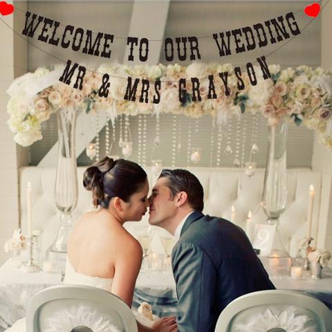 Пользовательские блеск письма правописания провел день Валентина брак предложение фотографии свадьба ребенка день рождения участник реквизит