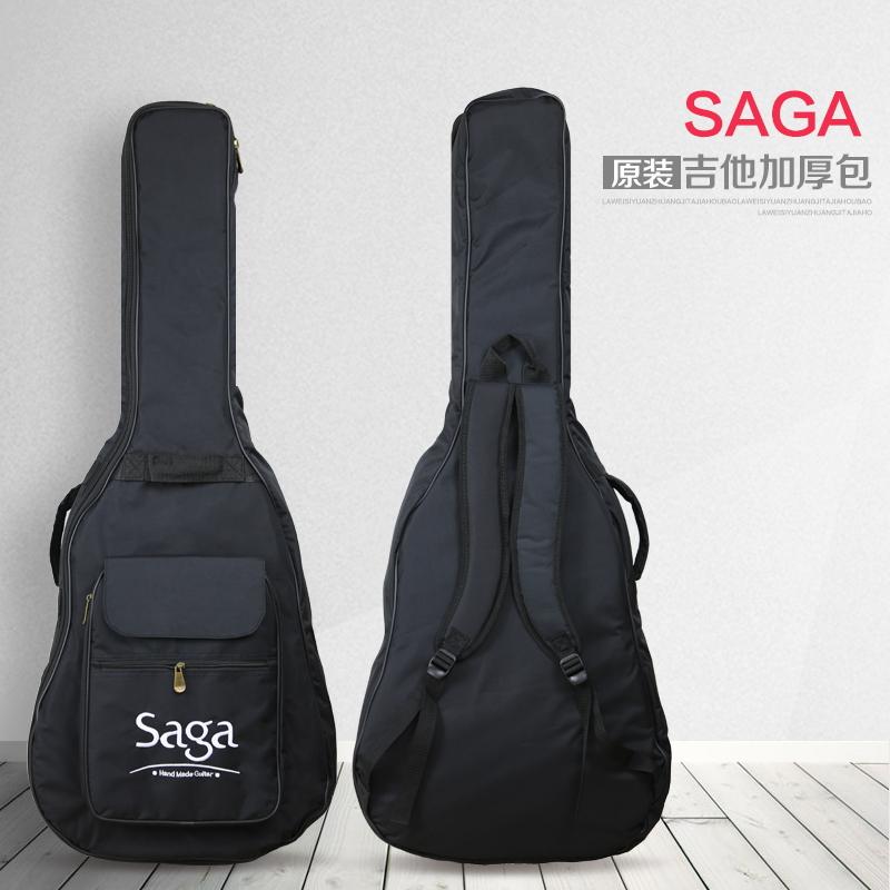 SAGA оригинал сгущаться гитара пакет 41 40 дюймовый баллада гитара пакет рюкзак пакет