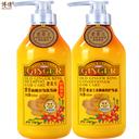 老姜王生姜洗发水护发素套装姜汁洗头膏控油去屑止痒防脱增发育发