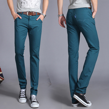 The new spring 2015 han edition of casual pants Cultivate one's morality pants of the cultivate one's morality pants necessary tide male
