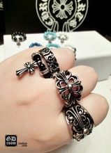 Heart already crow beads cross sword Ring GD GD paragraphs with queer with Jason Chrome