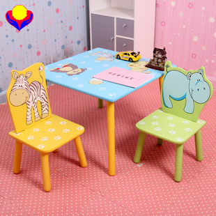 Baby solid wood tables and chairs tables and chairs tables and chairs Children Learning Package Learning baby nursery desk tables