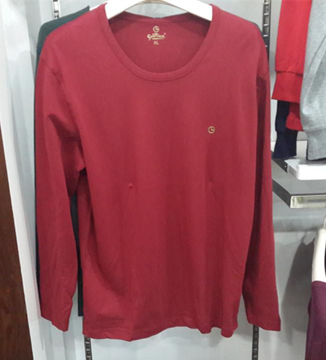 金利来男士保暖内衣套装G9N0042莫代尔棉净版中厚保暖衣秋衣礼盒