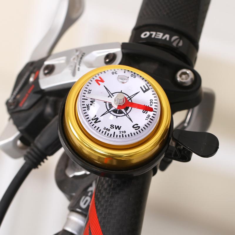 Велосипед колокол горный велосипед верховая езда оборудование компас колокол одиночная машина динамик автомобиль колокол велосипед верховая езда монтаж