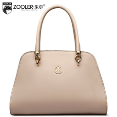 Jules new cowhide dumplings European fashion casual for 2015 new female single shoulder bag lady bag