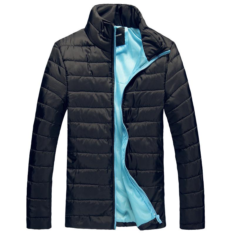 輕薄款2016冬裝男士棉衣 男 棉服反季 棉襖外套潮男裝立領修身