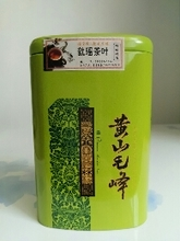Colour and lustre is light green new way of huangshan maofeng tea huangshan scenic spot tangkou town 50 grams [1]