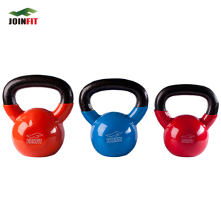 Joinfit Men Women gum mention pot color home fitness equipment dumbbell kettlebell 5LB 45BL