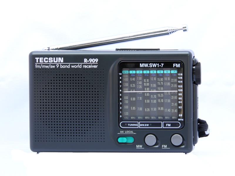 Tecsun 德生 R~909 袖珍式全波段收音機