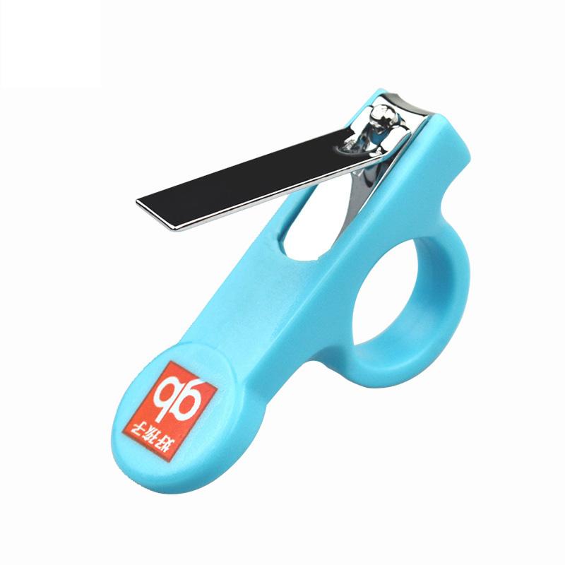 ~天貓超市~好孩子嬰兒指甲鉗 寶寶安全指甲剪刀防滑防夾L80022