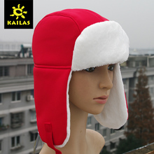Kailas/Kellerstone Hat Outdoor Splash-proof, Wind-proof, Warm Ear-Leifeng Hat Winter Mountaineering and Skiing